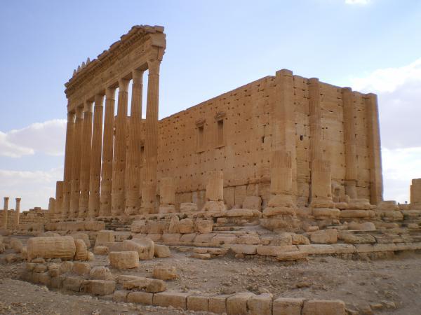 Храм Бэла