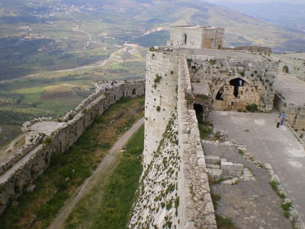 Вид с главной башни