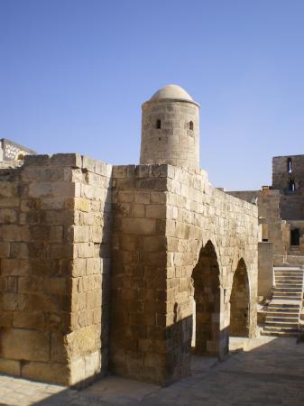 Мечеть в цитадели