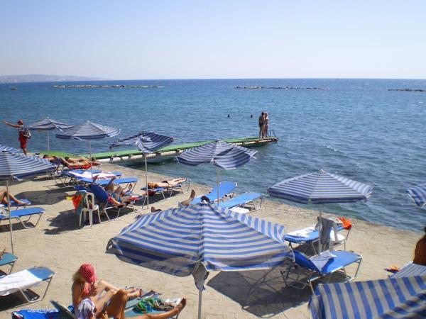 Пляж отеля Crusader