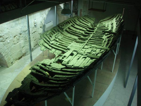 Киренийский корабль - самый старый в мире