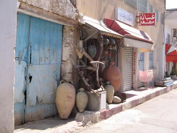 Улочка в Эль-Джеме