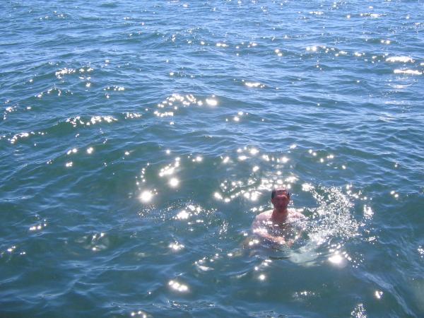 Ослепительное Средиземное море