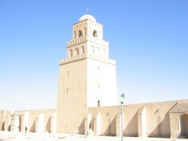 Мечеть в Кайруане