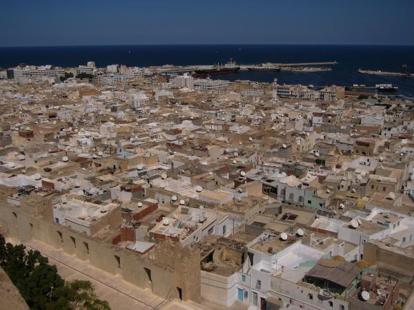 Старый город Суса