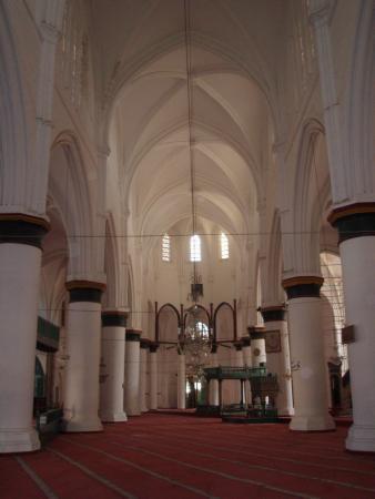 Мечеть Селимийе, бывший собор Св. Софии