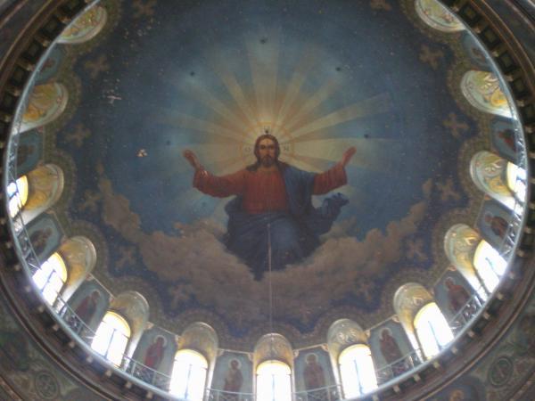 В Николаевском соборе в Евпатории