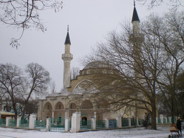Хан-мечеть в Евпатории