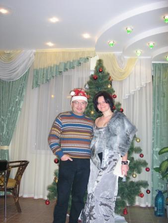 Перед Новым годом