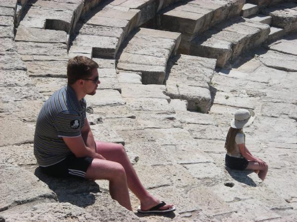 Театр античного города Куриона