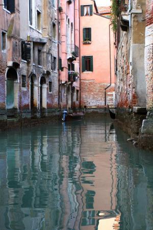 венецианские закоулки
