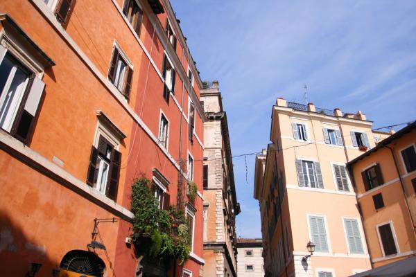 Фасады Рима