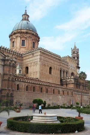 Норманнский собор в Палермо