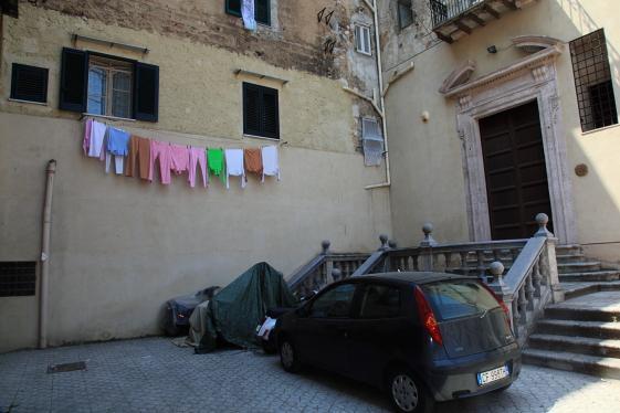 Бедные кварталы Палермо