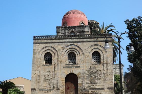 Бывшая мечеть в Палермо