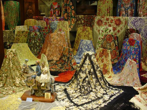 Валенсия-Магазин шалей