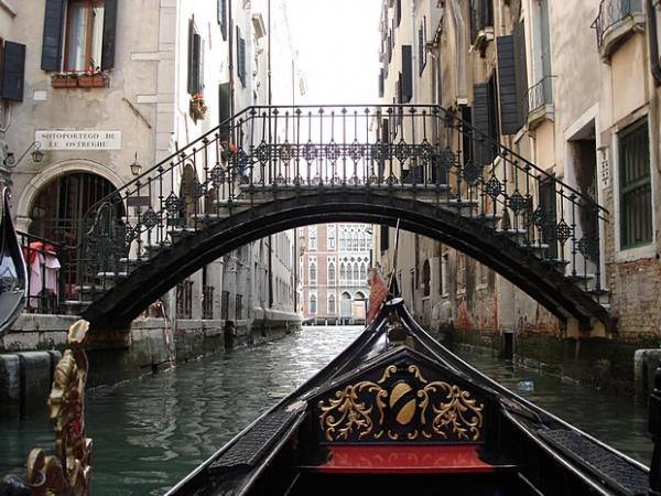 В Венеции погулять