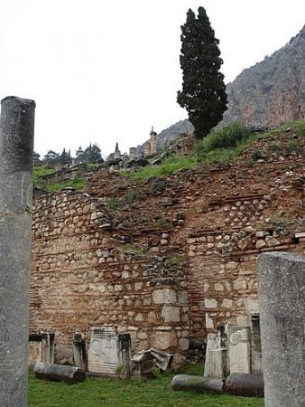 слои древних эпох