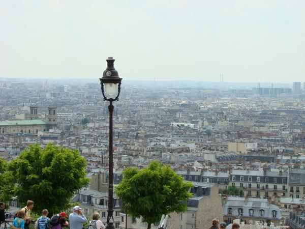 Красота Парижа