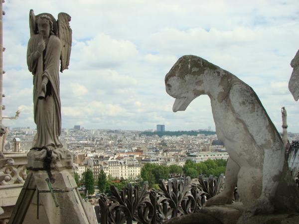 Ангел и Химера