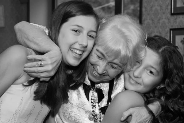 Праздник одной прабабушки...