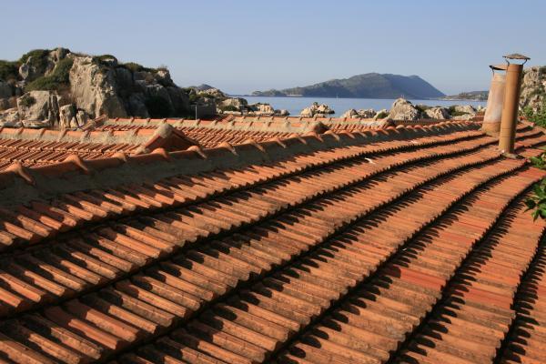 Средиземноморские крыши