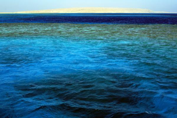 синее-синее Красное море