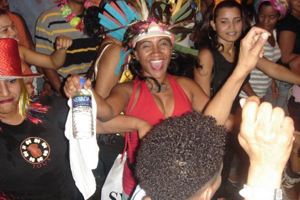Репетиция карнавала