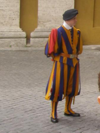 Гвардеец Ватикана