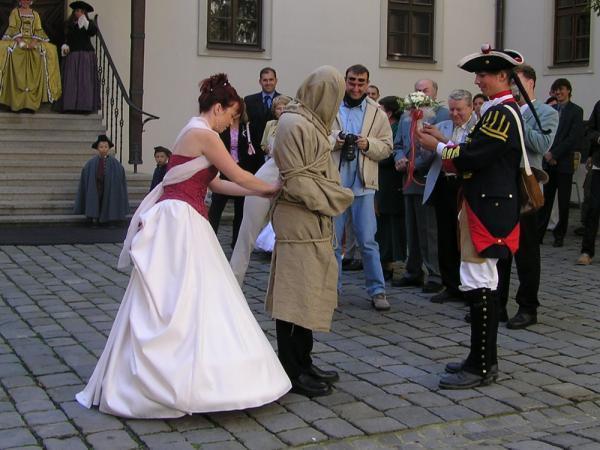 Свадьба в Брно