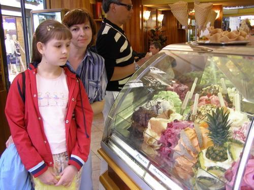 Флорентийское мороженое