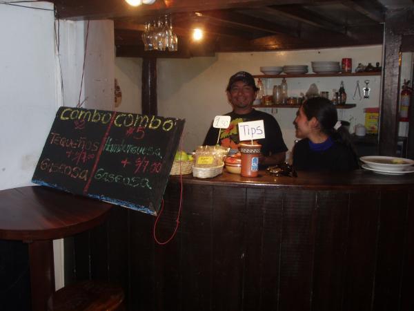 Паб в Куско