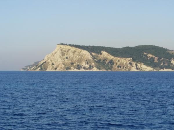 49 Самая южная точка острова Корфу