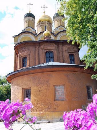 Москва. Знаменский собор