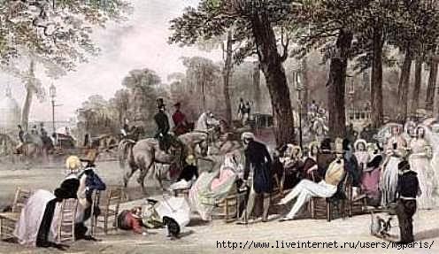 Обратите внимание на картинку ниже: ориентиром вам послужит купол Собора Инвалидов, Конкорд и Лувр будет налево, Триумфальная ар