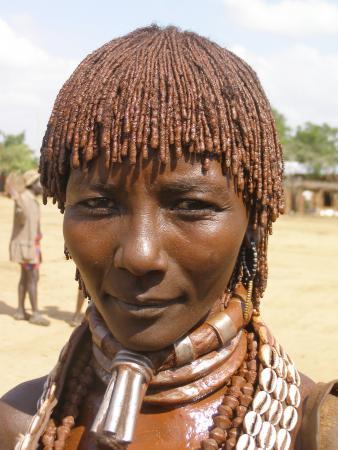Любимая жена (племя Хамер)