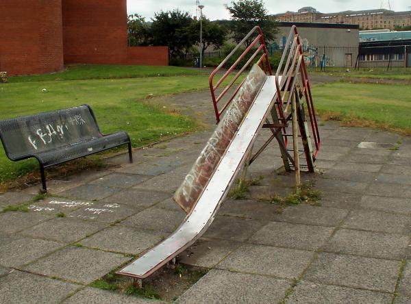 Суровое шотландское детство