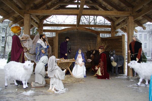 Рождественский вертеп
