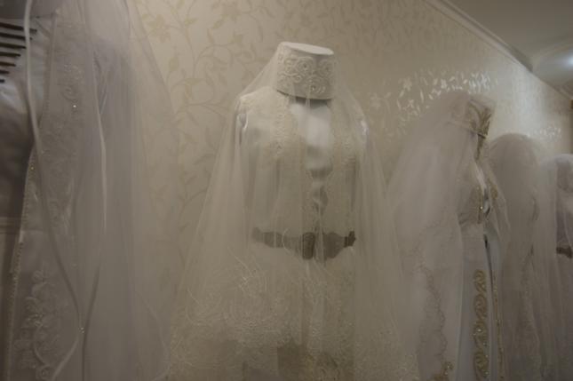 Национальный свадебный костюм