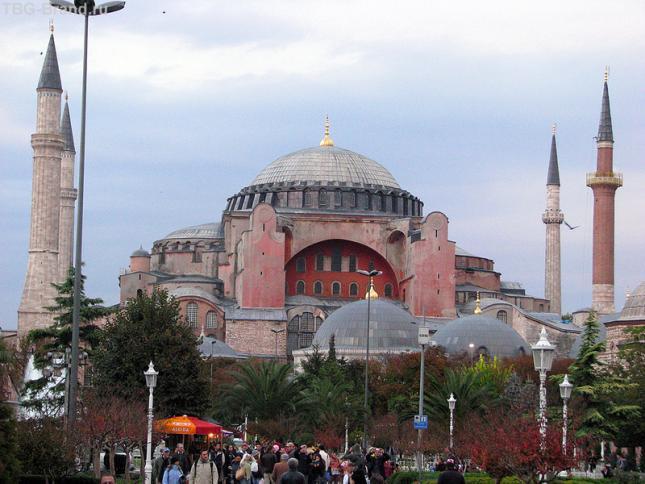 Неоконченная пьеса для четверых русских в Стамбуле