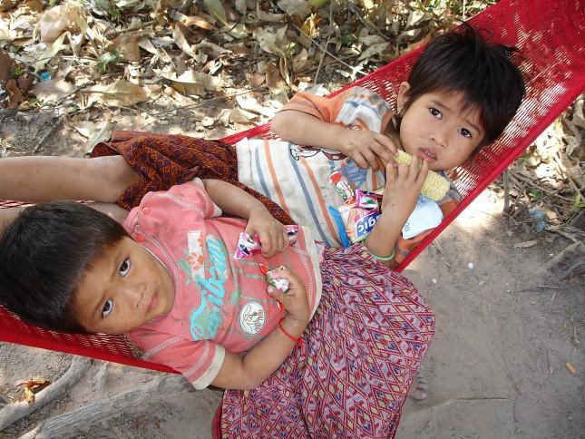 В загадочных храмах Камбоджи. Та Пром.