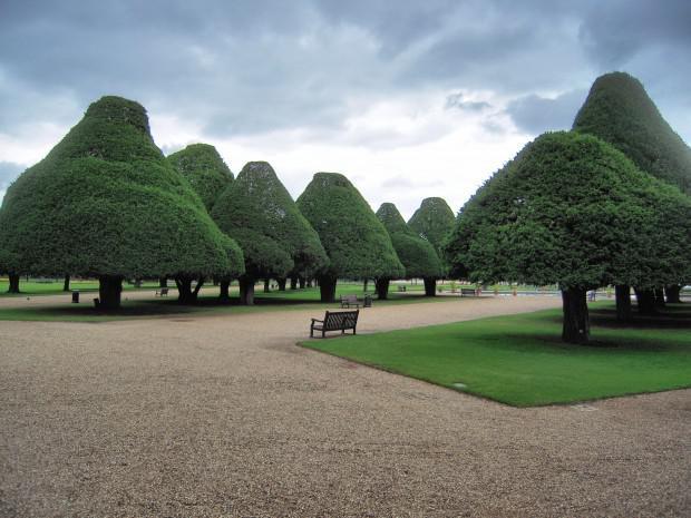 Посещение дворца Хэмтон Корт – «замка Синей Бороды»