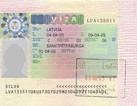 бланки анкет для визы в швецию 2011