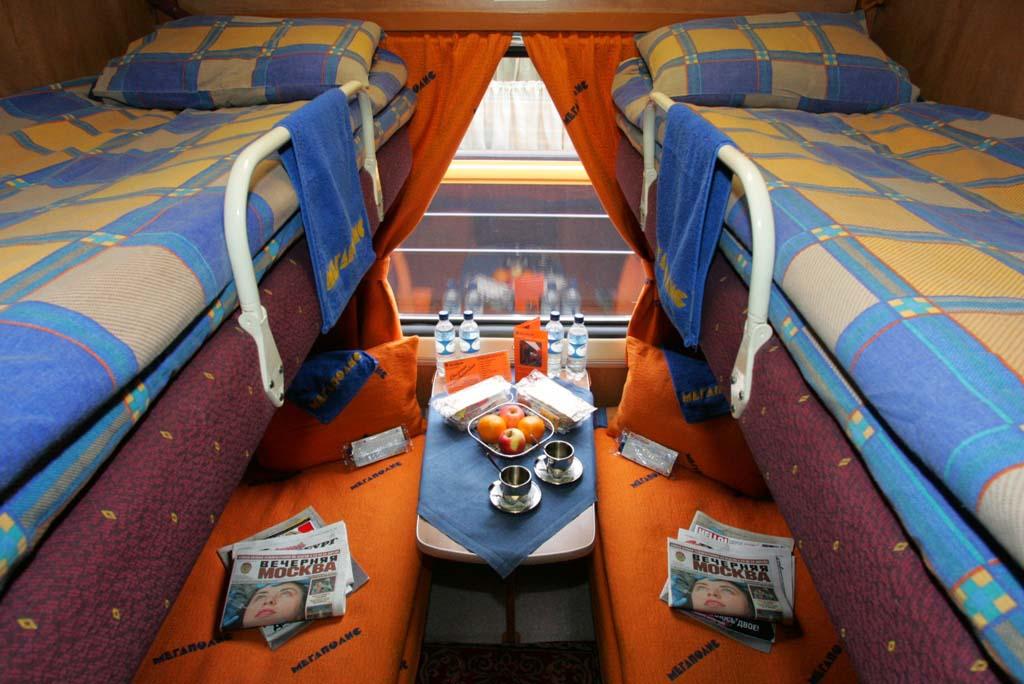 На поезд мегаполис москва петербург