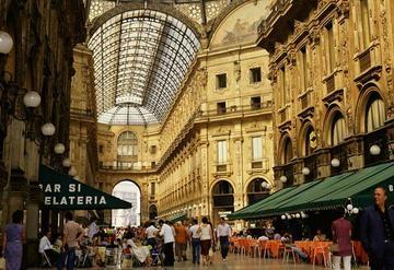 Милан - столица моды