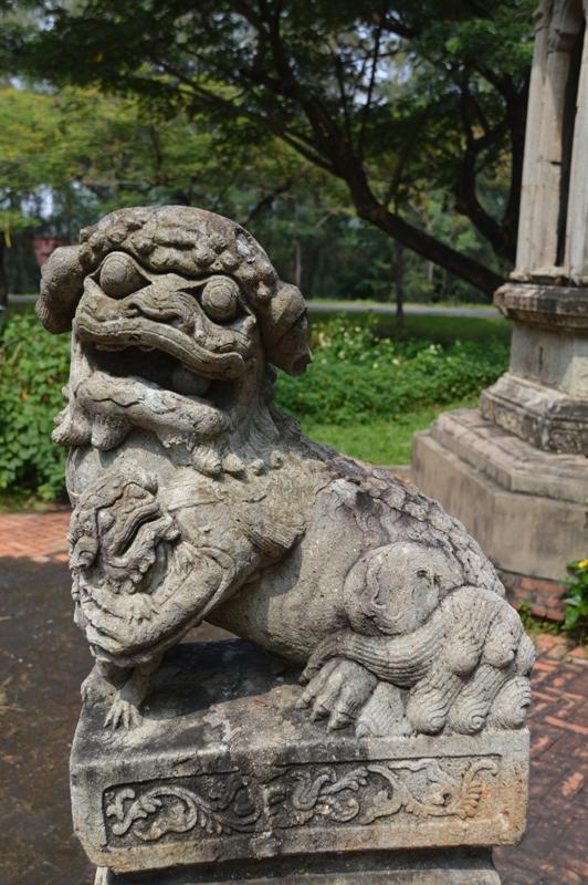 Древний и не очень Сиам.