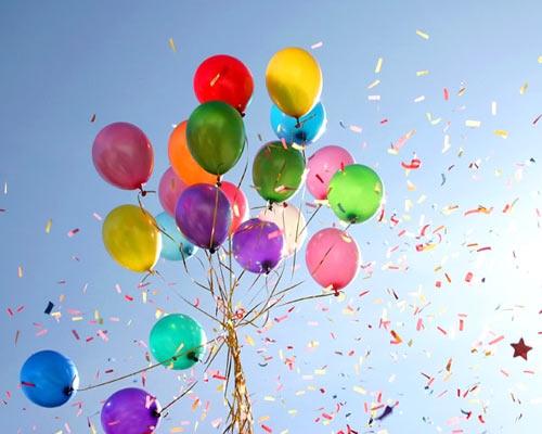 Поздравление с днем рождения девушке активной