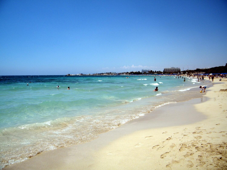 Все пляжи кипра фото и описание