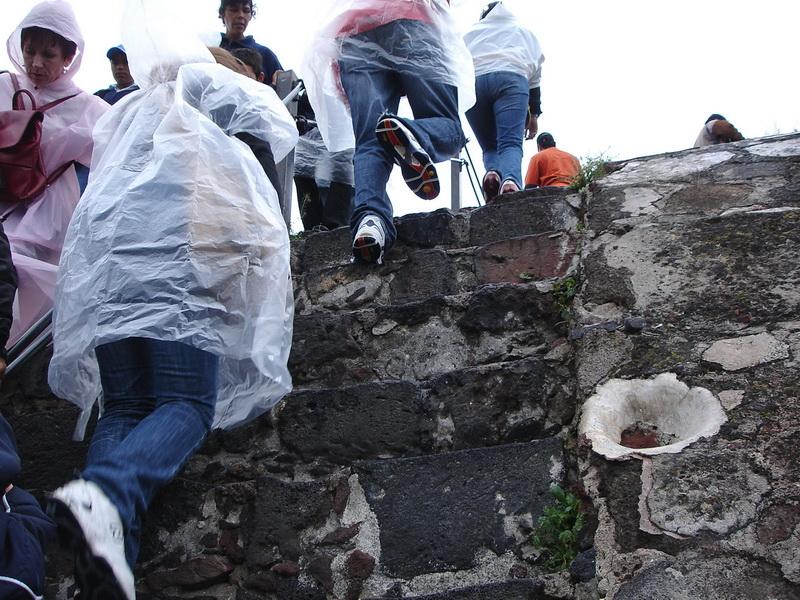 Теотиуакан – город, где люди становятся богами