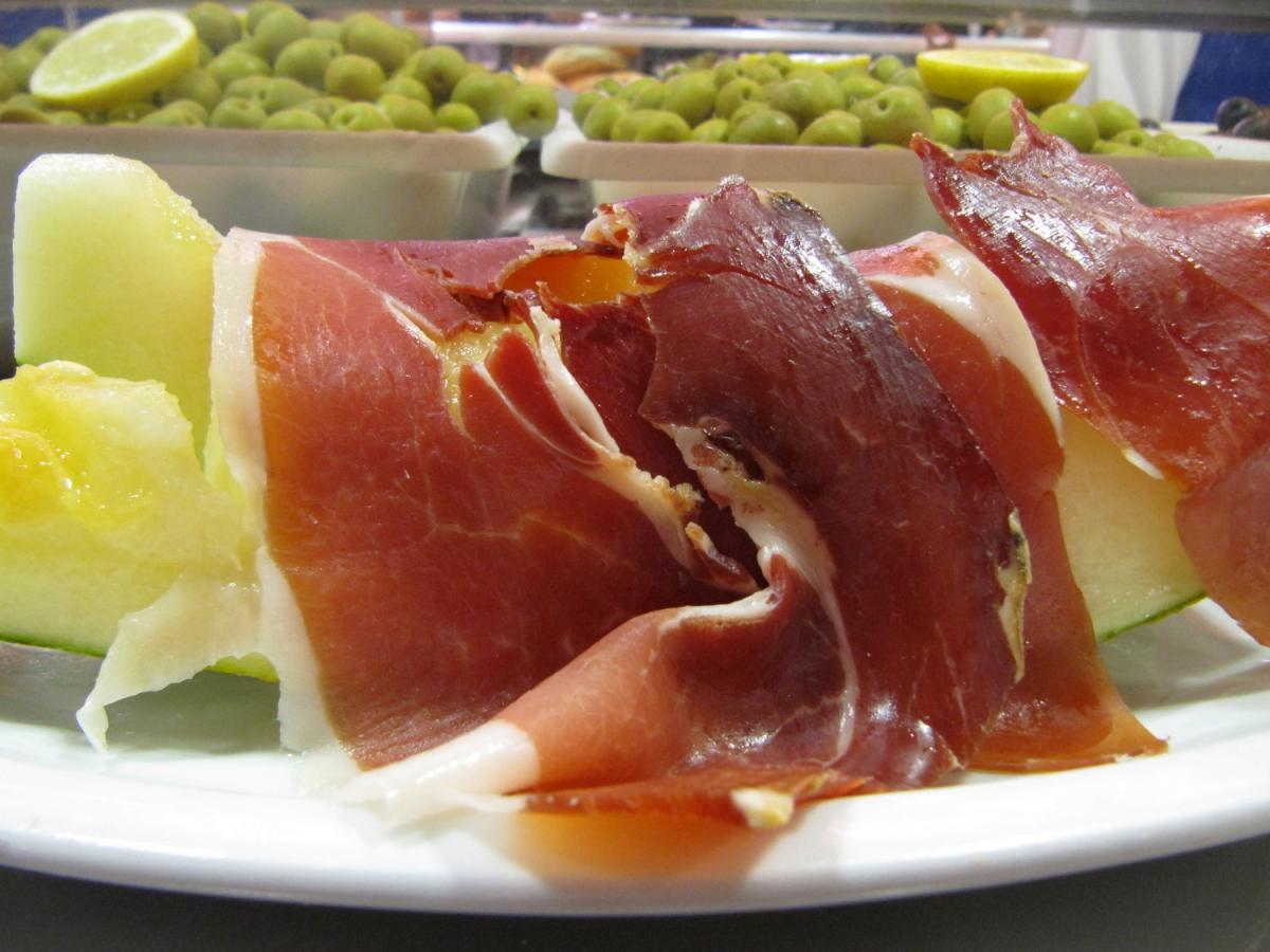 Хамон кон Мелон, гаспачо и прочие хиты мадридской кухни